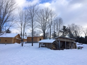 Cabins at Craftsbury